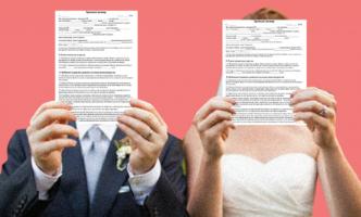 Как правильно составить брачный договор в 2021 году