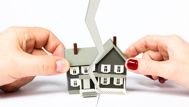 Как при разводе разделить квартиру в ипотеке в 2021 году