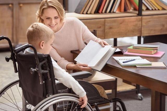 В чем состоят и кто защищает права детей-инвалидов