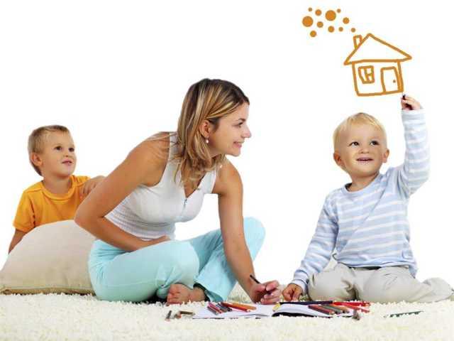 Материнский капитал за 3-го ребенка в 2021 году