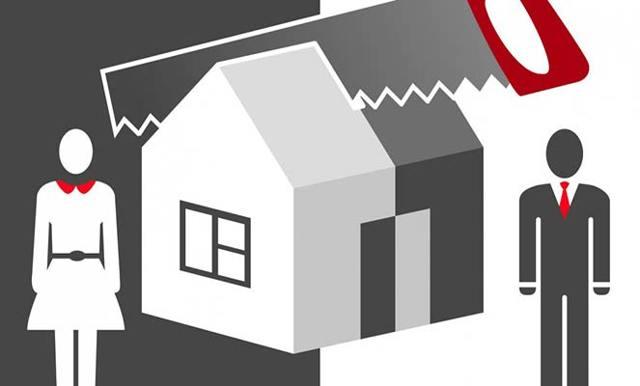Как происходит раздел дома при разводе с брачным соглашением и без